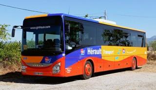 Horaire Bus Ligne 606 de Mai à Octobre 2020