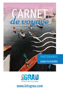 Carnet de voyage - Loisirs & Activités 2019