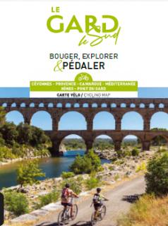 Carte - le Gard à vélo  2021