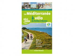 Carte - La Méditerranée à vélo