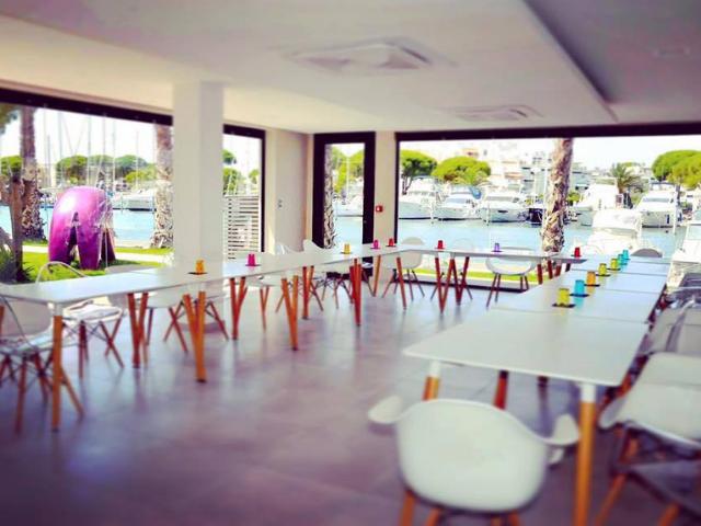 Espaces de réunion et réception