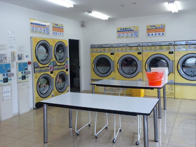 Les laveries