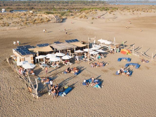 Restaurants de plage