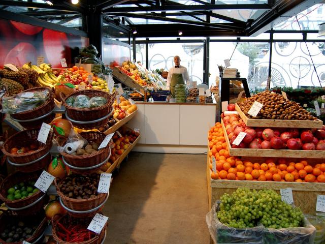 Supérettes / Supermarchés