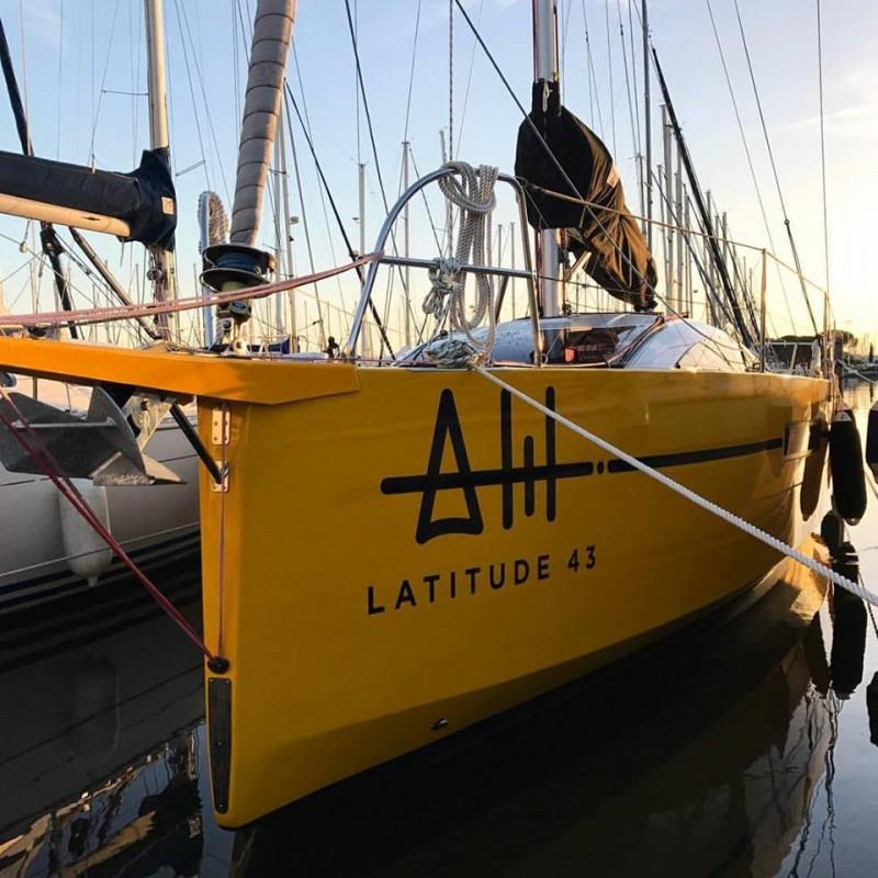 Bateau Latitude 43