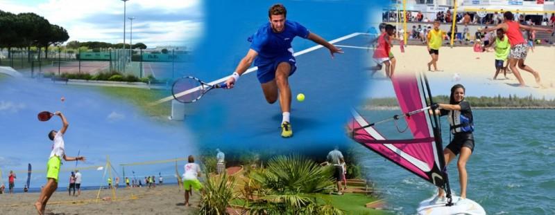 tennis club au grau du roi