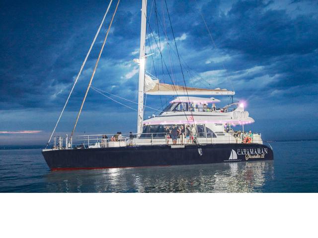 Soirée catamaran Picardie