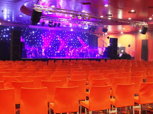 Salle reception Cabaret Casino